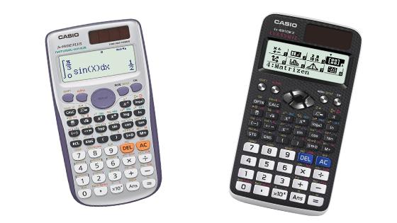Wissenschaftlicher Rechner für Schulen